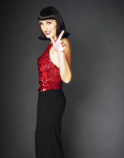 Heather stylin