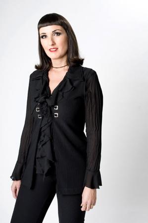 Dressed In Black Again