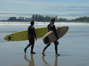 Serious Surfers