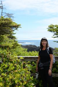 Sunny Wild Pacific Trail