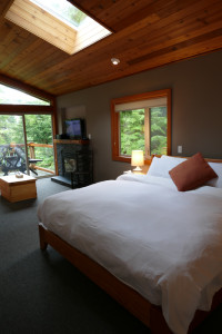 Lodge Suite at Cabins at Terrace Beach
