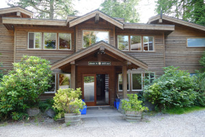 The Lodge Suites at the Cabins at Terrace Beach Ucluelet