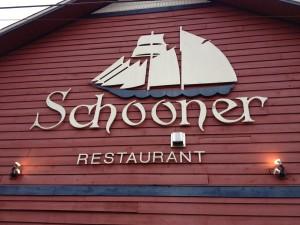 Schooner Restaurant Tofino
