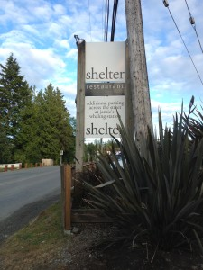 Shelter Tofino