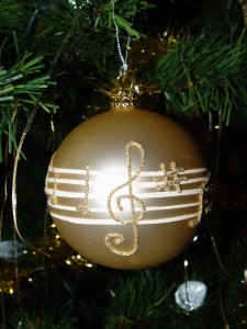 Music Ornament