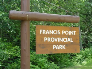 Francis Point Provincial Park