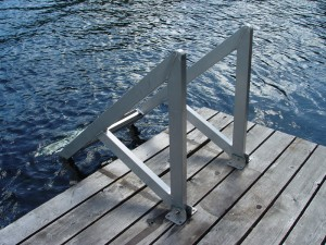 Brand New Swim Ladder