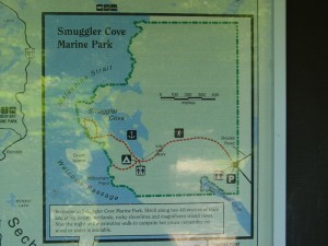 Map Of Smuggler Cove