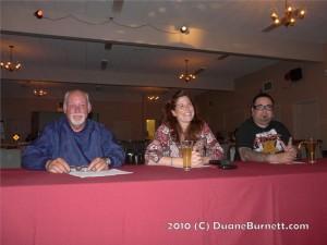 Jac, Dani and Bob