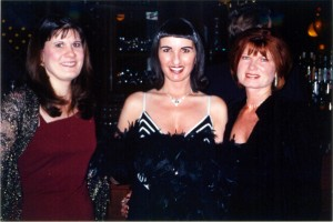 Pauleen, Heather, Leslie